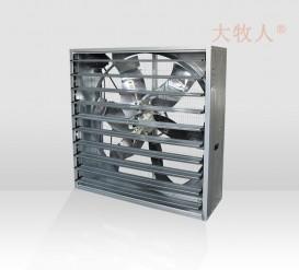 湿帘风机的降温系统